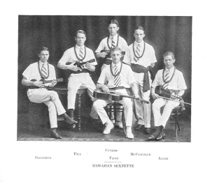 Hawaiian Sextet - 1919