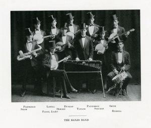 Banjo Band-1921-1922
